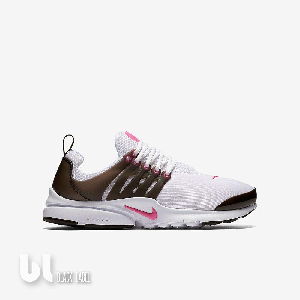Nike Presto (GS) Kinder Laufschuh Mädchen Schuh Damen Sneaker Turnschuhe  Weiß in Kleidung &