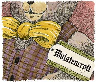 Wolstencroft The Bear - from Children's Storybooks Online | Stories