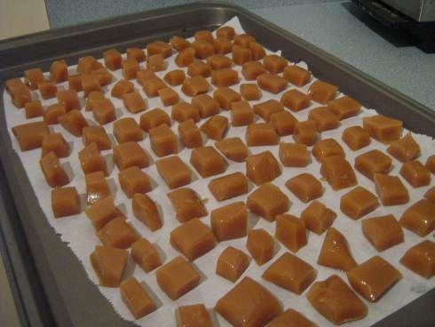 Vegan Caramels (gf)