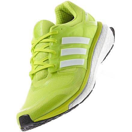Energy Boost 2 Shoes, Solar Slime | Zapatillas hombre moda ...