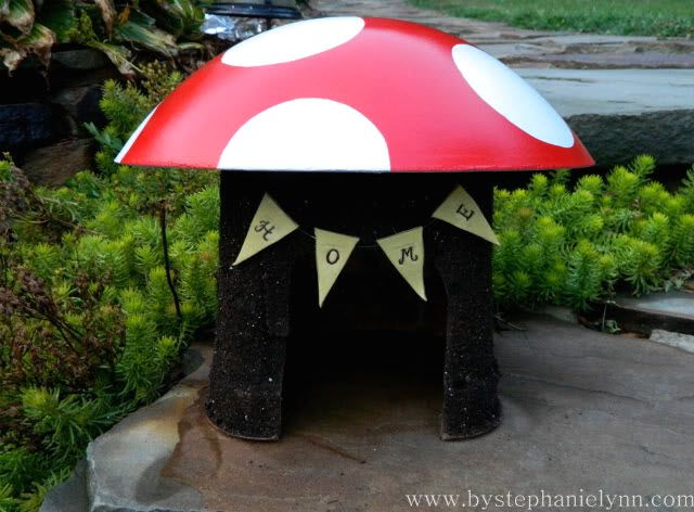 Diy mushroom toad house love pinterest diy mushroom toad house publicscrutiny Gallery