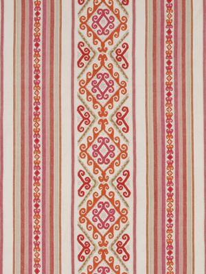Beacon Hill Mela Stripe in Marigold from Ankasa Legacy