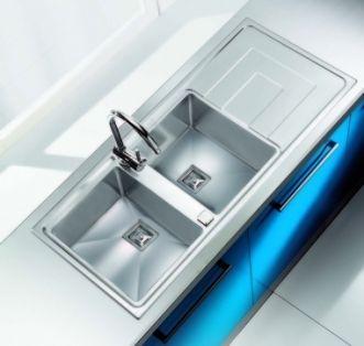 Stainless Steel Kitchen Sinks Nz | Kitchen Furnitures | Pinterest ...