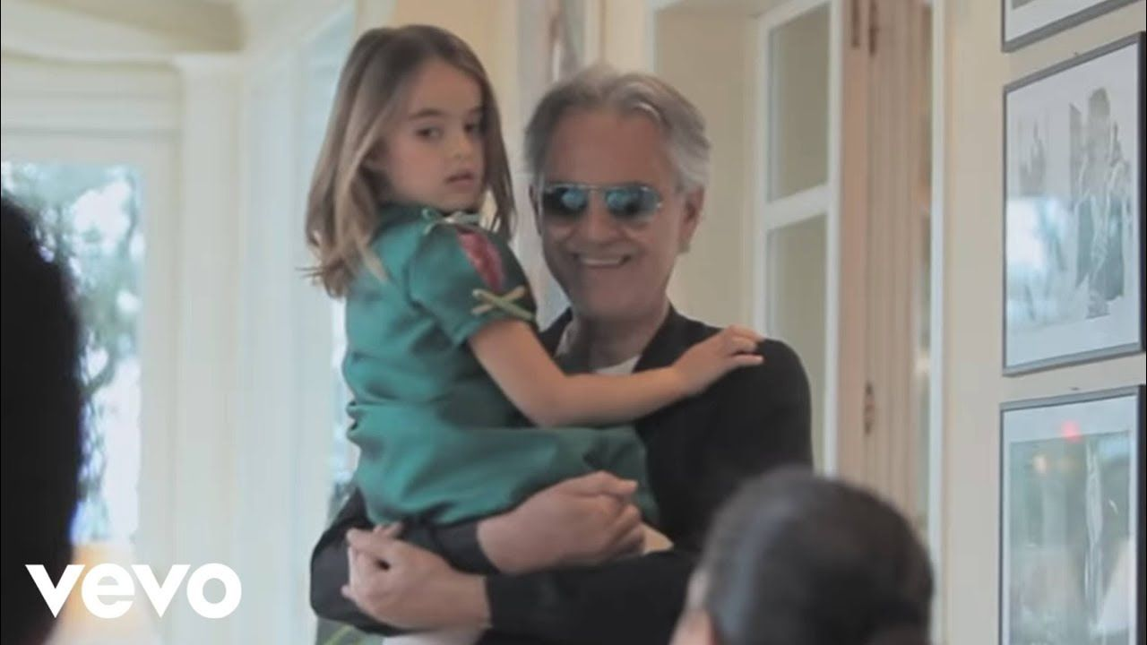 Andrea bocelli if only official video andrea bocelli