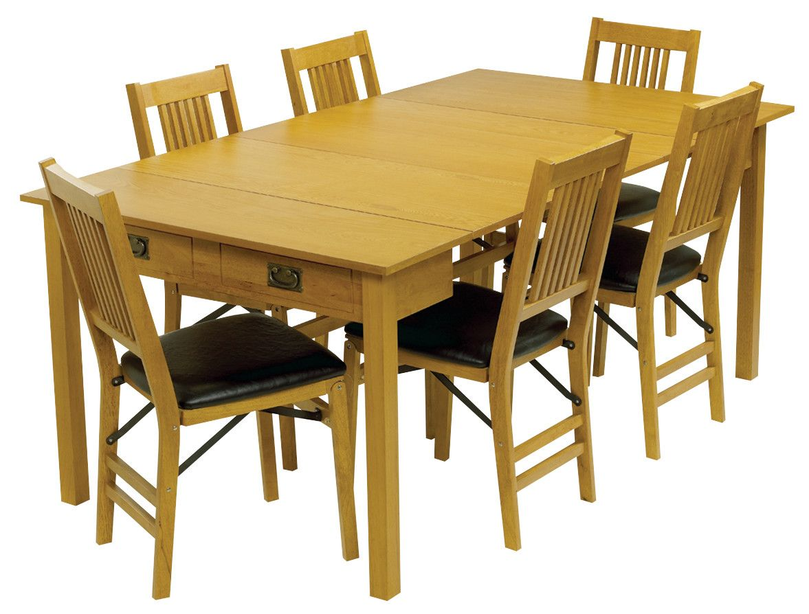 24+ Stakmore traditional expanding dining table set Best Choice