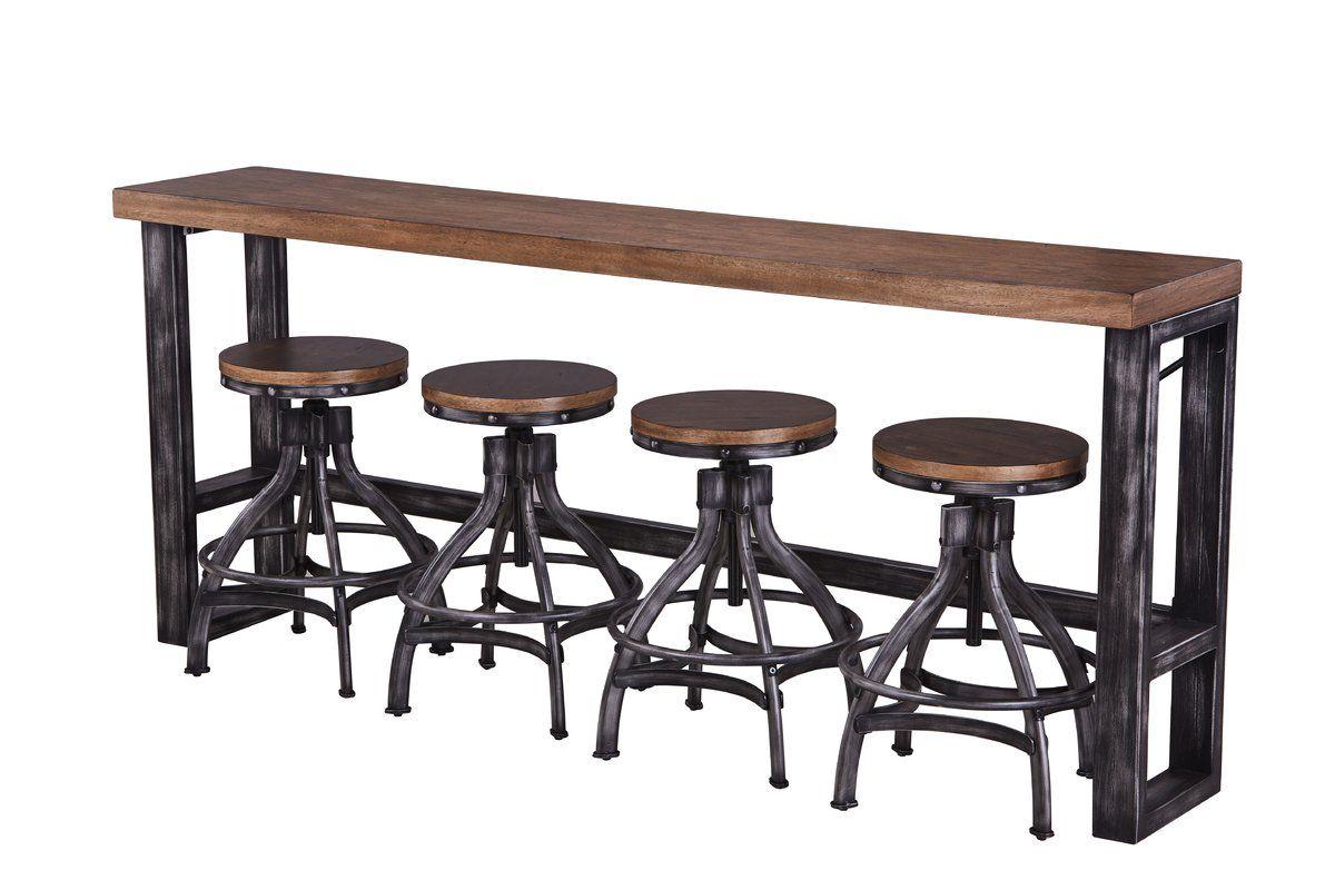 Awe Inspiring Wellman Adjustable Height Swivel Bar Stool In 2019 Home Machost Co Dining Chair Design Ideas Machostcouk