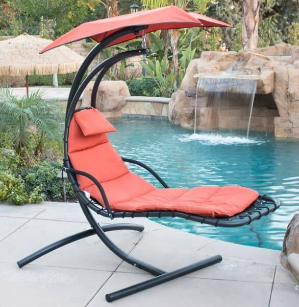 Swing Hammock Chair The Best Hanging Chaise Lounge Chair Ever Chaise Lounger Hammock Swing Chair Chaise Lounge Chair
