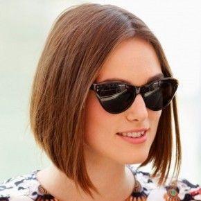 Keira Knightley Ralph Lauren Frisuren Styling Kurzes Haar Haarschnitt Ideen