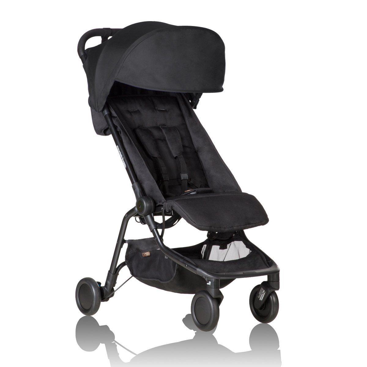 Mountain Buggy Nano Stroller Overview If youre embarking