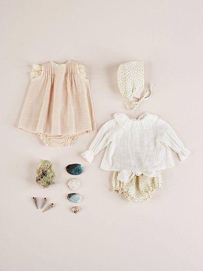 Nanos Newborn 2017 Spring Summer 101101 Gorgeous Baby Clothes