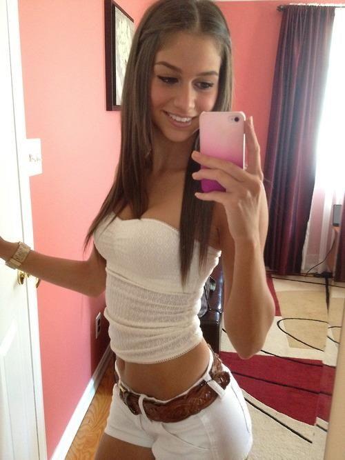 Sexy naughty selfies