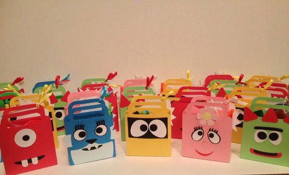 Custom Birthday Party Favors by FavorsbyLaShon on Etsy, $3.00