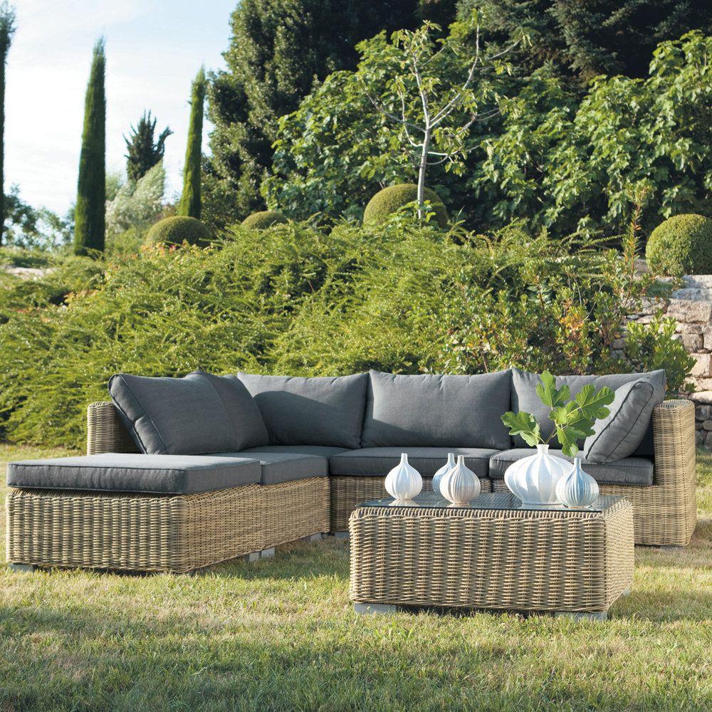 Outdoor furniture   Canapé jardin, Canapé d\'extérieur et ...