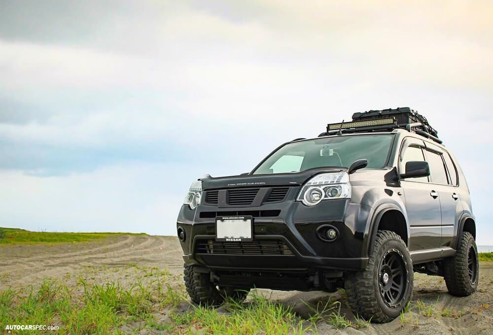 lifted nissan x trail with off road modifications x trail nissan 2018 Nissan X-Trail