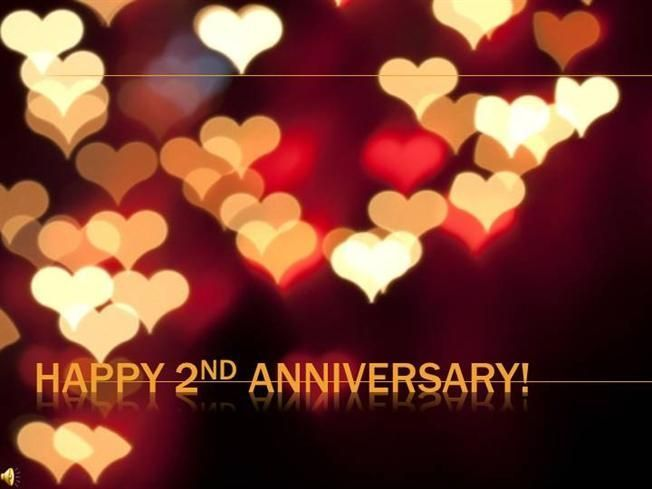 Happy 2nd Anniversary Happy Anniversary Quotes Marriage Anniversary Quotes Wedding Anniversary Wishes
