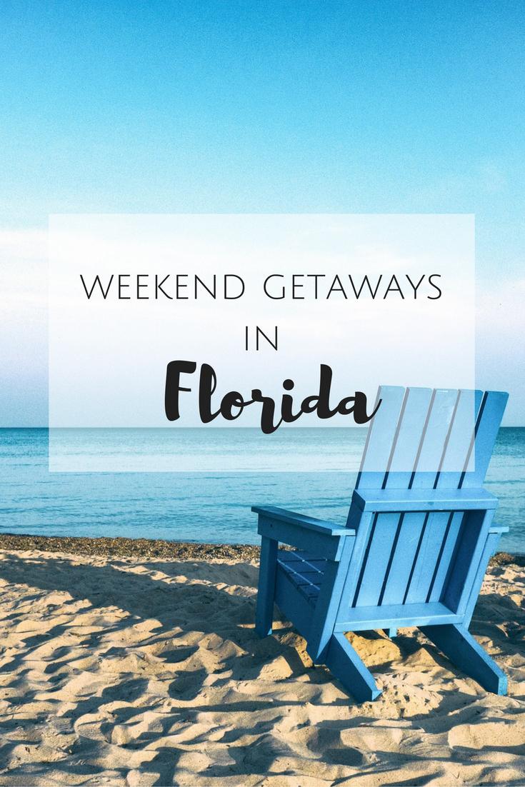 Weekend Getaways In Florida Discovering Your Happy In 2020 Best Weekend Getaways Weekend Getaways For Couples Romantic Weekend Getaways