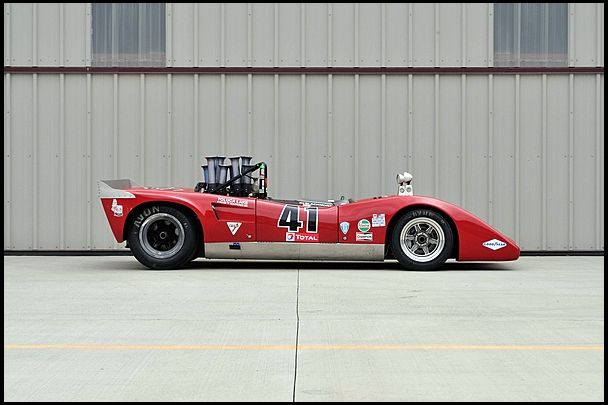 1969 Lola T163 Can Am Race Car Chassis No  SL163/20 for sale