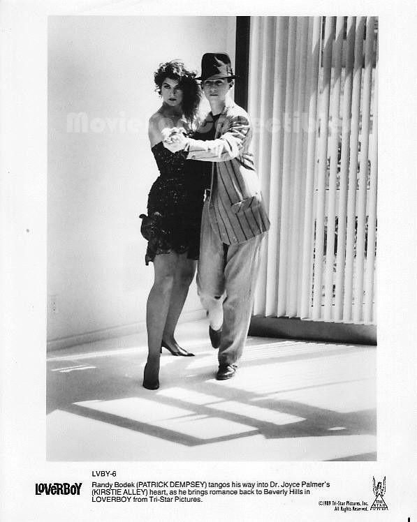 Loverboy Tango Dance Photo Kirstie Alley Patrick Dempsey Shep