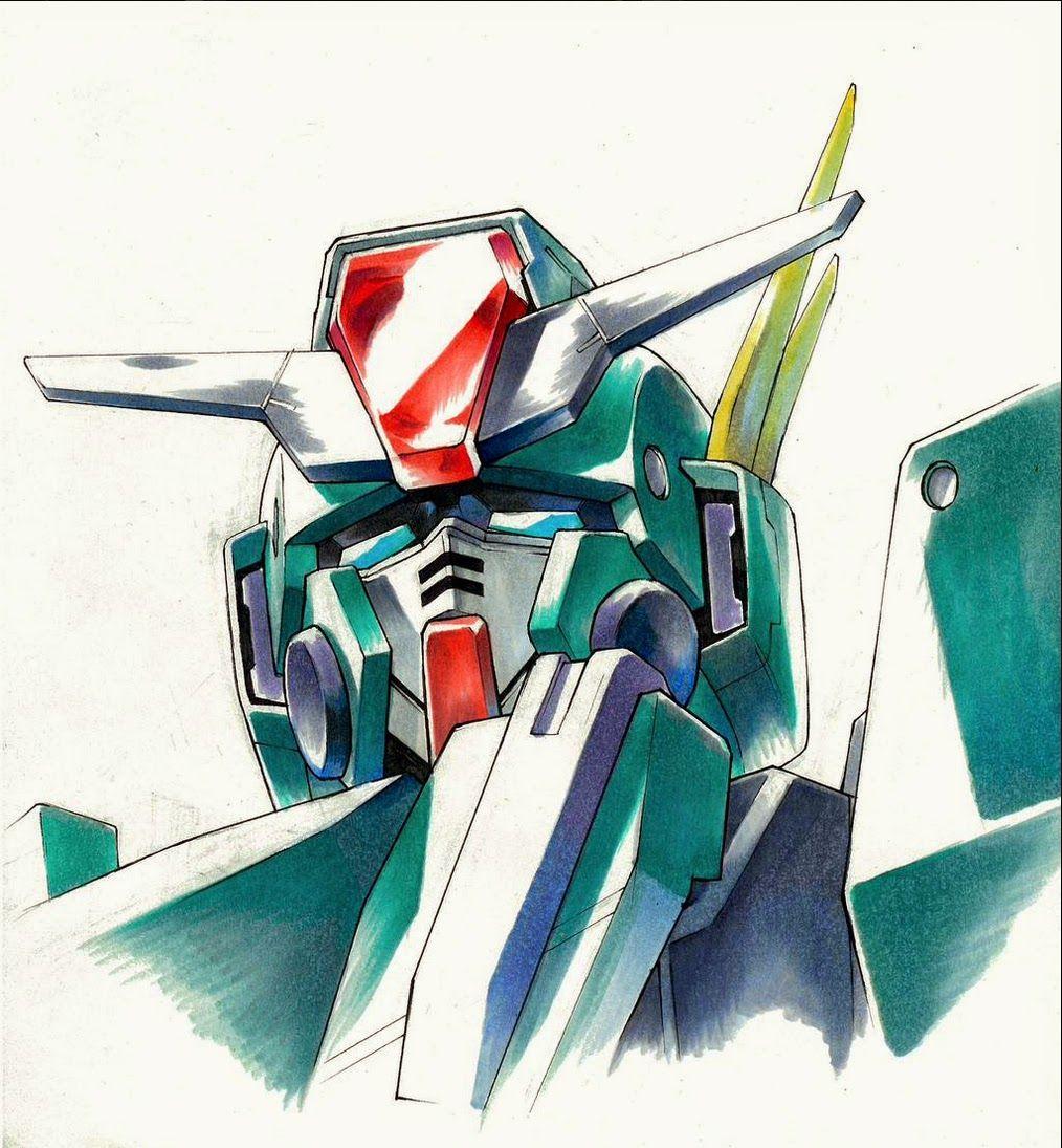 Gundam FanArts by DÜe. [Updated 3/3/15] Gundam