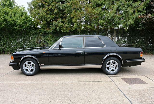 1990 Bentley Turbo R Two Door Coupé by Hooper