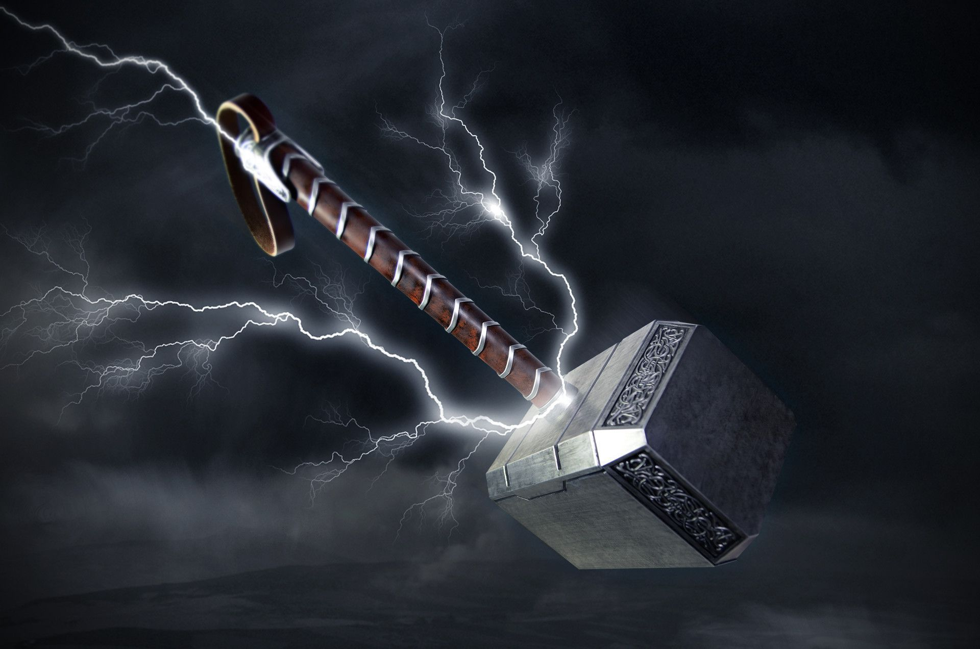 How Captain America was able to lift Thor's Hammer(Mjölnir | Thor ...