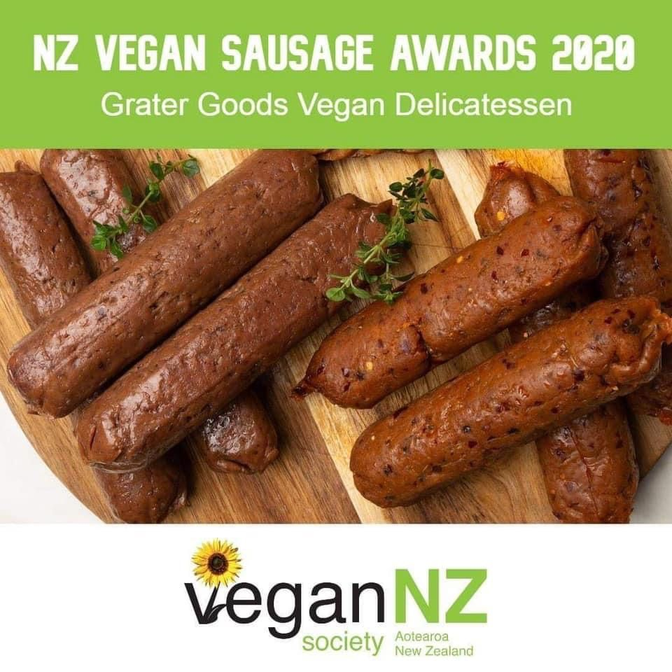 Pin By Sue Pate On Vegan Nz In 2020 Vegan Sausage Food Sausage
