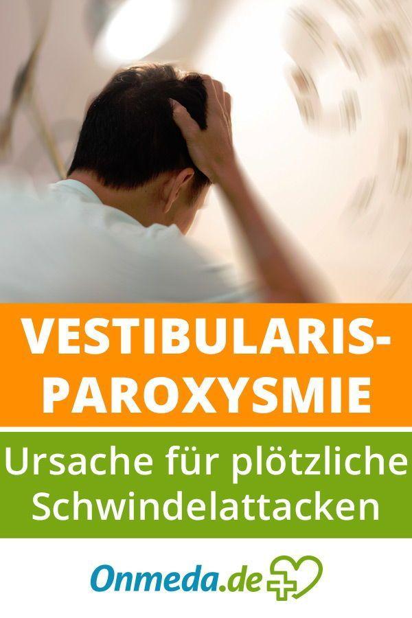 Vestibularisparoxysmie: Schwindel, weil ein Blutgefäß auf