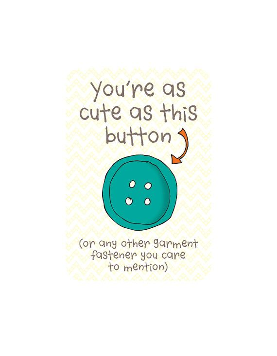 Hey, I found this really awesome Etsy listing at http://www.etsy.com/listing/160552692/cute-as-a-button-card-love-cute
