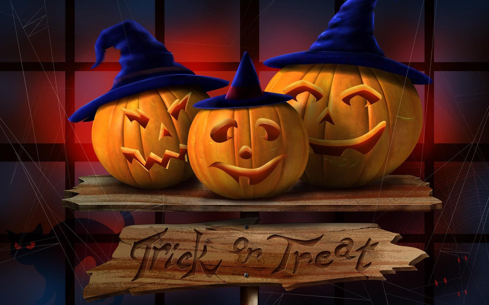 happy halloween wallpaper free