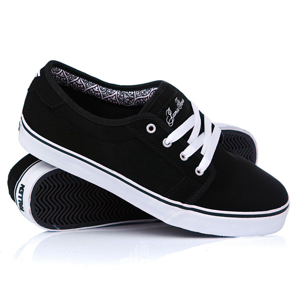 Fallen Skateboard Shoes Forte Jamie Thomas Saddle Brown / Khaki, número de zapato:42