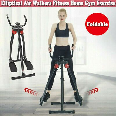 (Ad)eBay Link – Elliptical Exercise Machine Fitness Home Gym Cardio Workout Air …