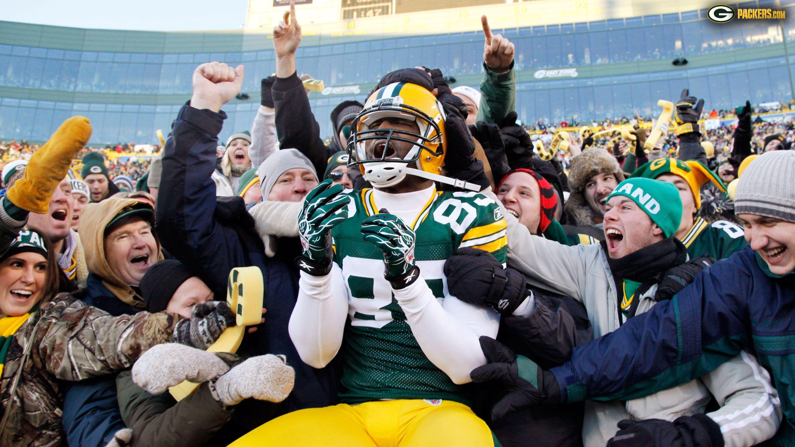 Lambeau Leap Rodgers Green Bay Green Bay Packers Green Bay