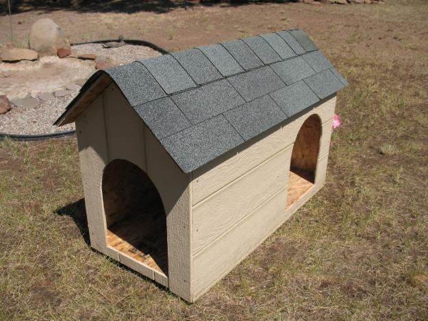 Duplex Dog House Kits Dog House Kit Dog House Dog Houses