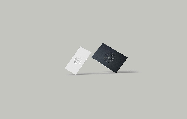 Spot Uv Business Card Mockup Stand Business Card Mock Up Spot Uv Business Cards Business Card Design