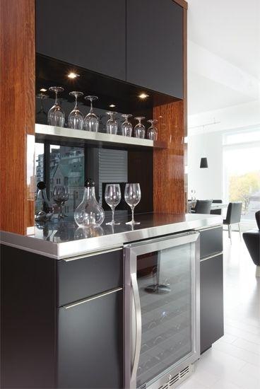 Coin Cellier Liquor Cabinet Kitchen Appliances Kitchen