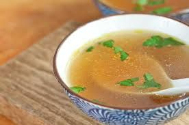 Clear broth soups are a great meal to consider after the removal of your wisdom teeth. For more recommendations​ on what to eat, check out our blog. #softfoodsaftersurgeryteeth