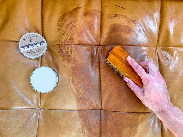 How To Cleanup Spills Remove Stains From Leather Furniture Cleaning Hacks Cleaning Painted Walls Cleaning Routine