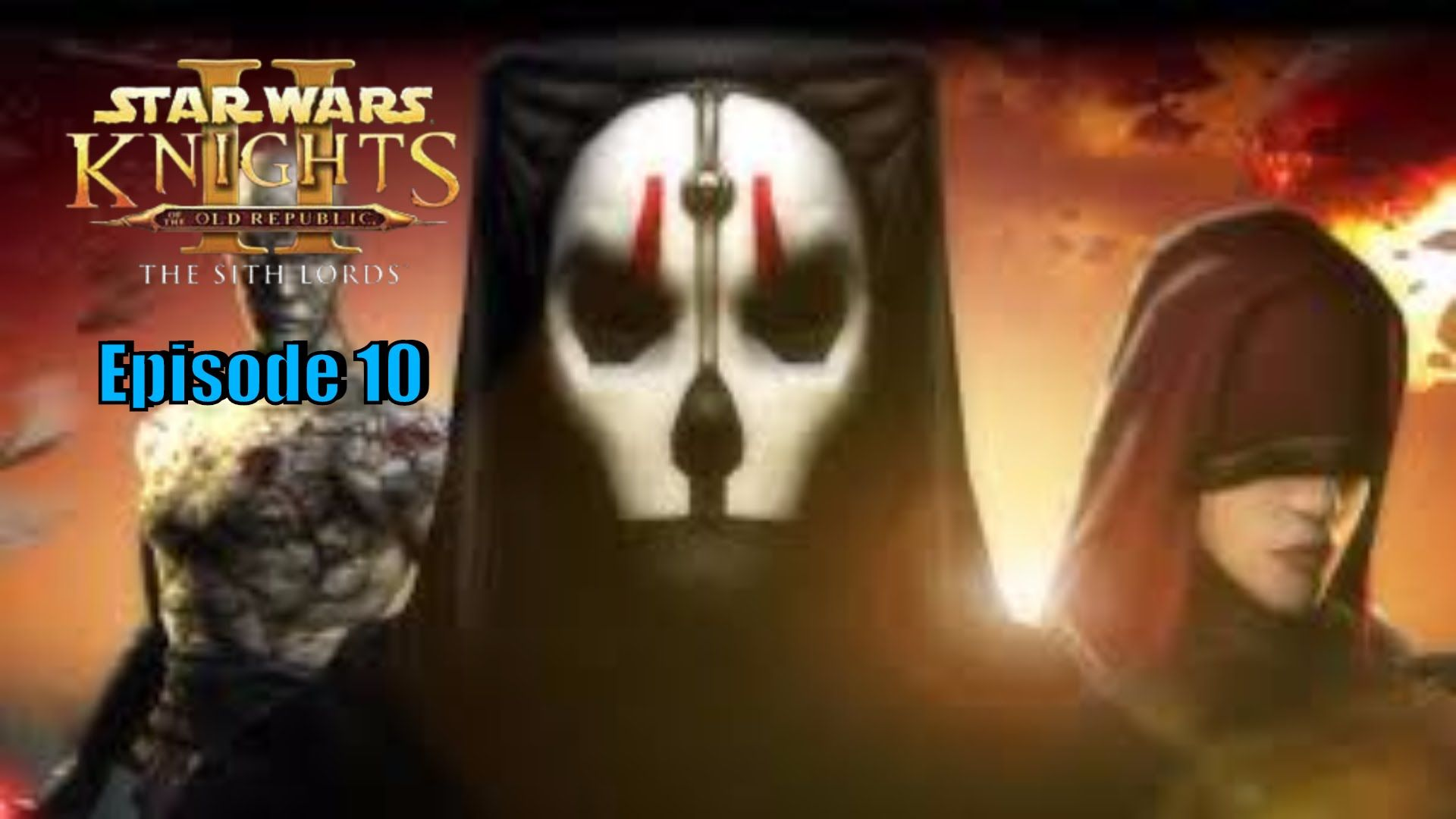 star wars KOTOR 2 episode 10) The Pressure | SordamonGaming