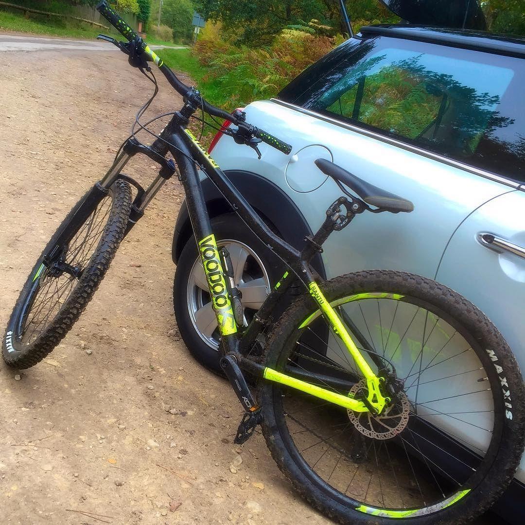 308637f4bbc RG lottie2323: Great ride #voodoo #hybrid #bantu #mountainbike http:/