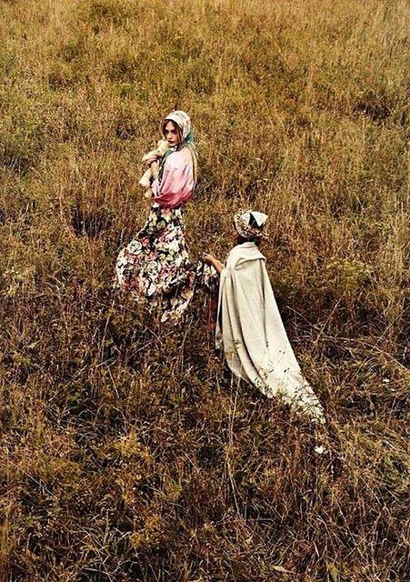 Photo: Mikael Jansson, from Vogue Paris