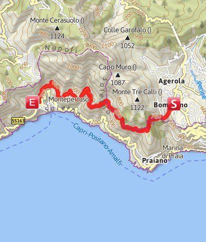 Auf Dem Weg Der Gotter In 2020 Urlaub Reisen Amalfi Und Insel Capri