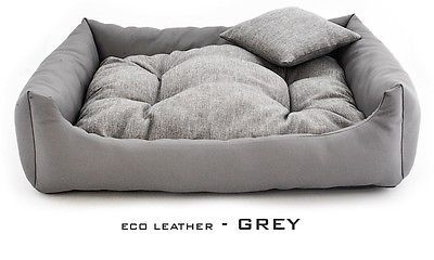 Luxury Soft Comfy Dog Bed Cat Pet Warm Sofa Bed Cushion Extra Large Up To 130cm Ebay Bed Cushions Comfy Dog Bed Cushions On Sofa