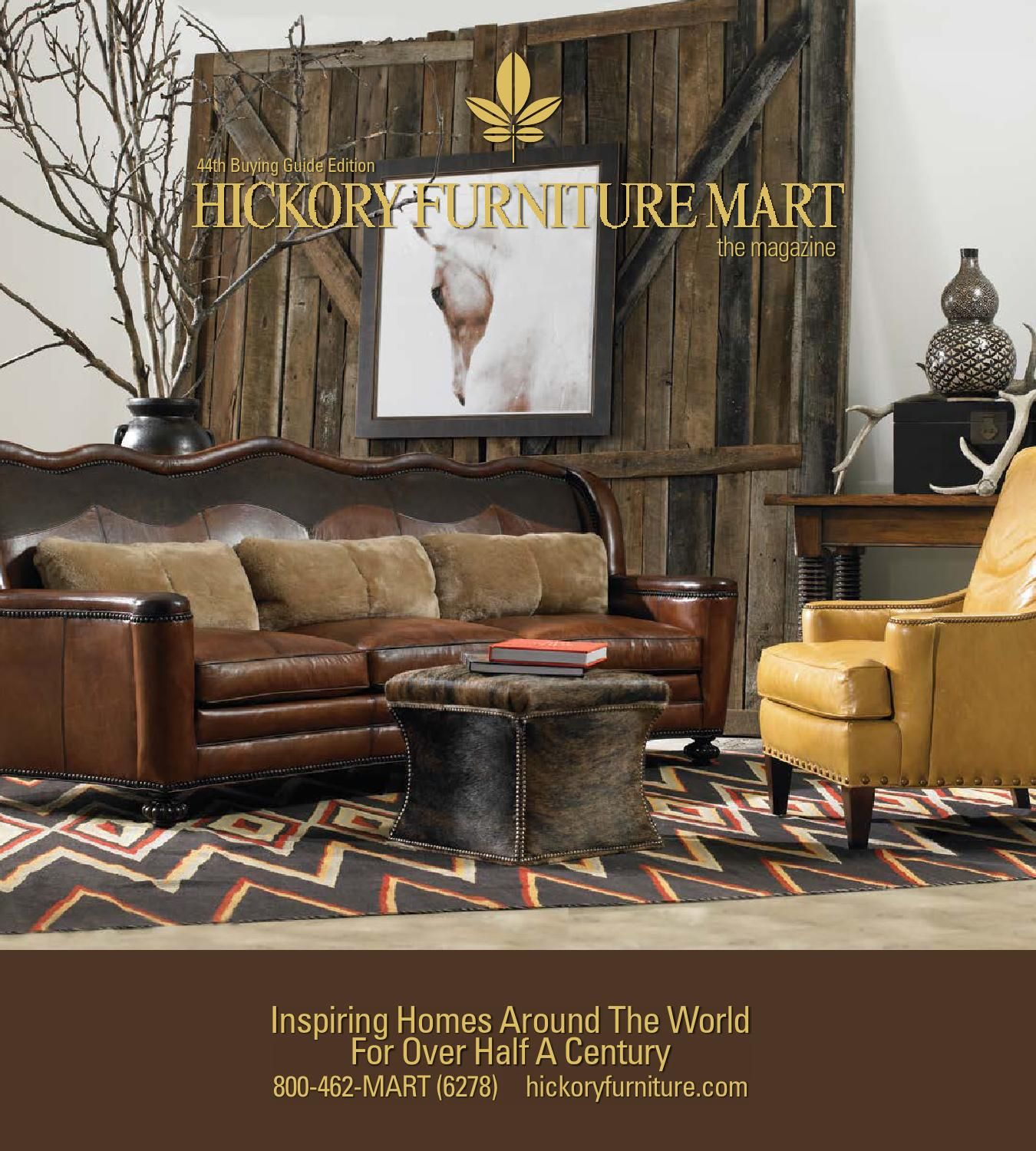 Hickory Furniture Mart Buying Guide 2016 Dallas