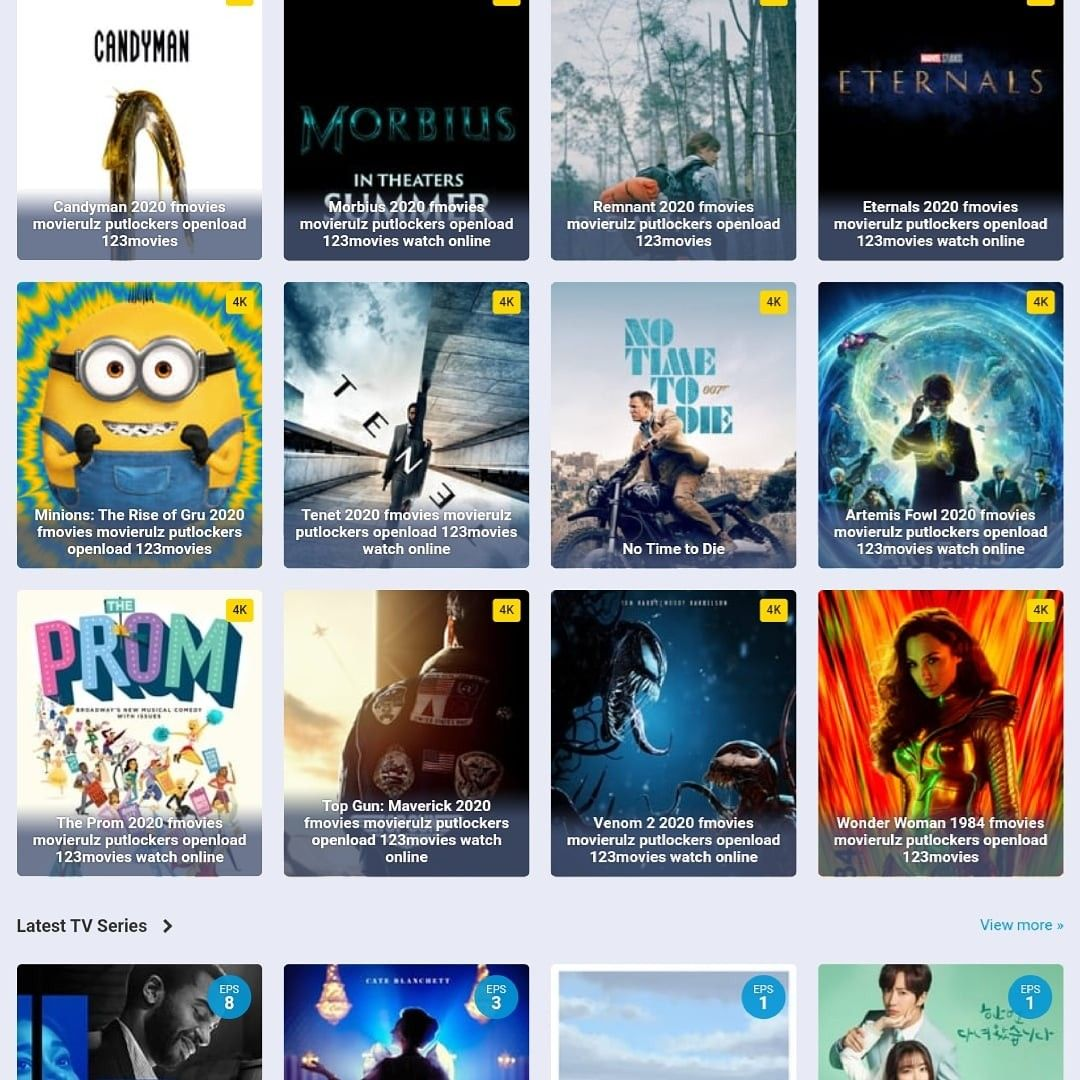 Best To Download And Watch Free 2020 Alternatives Fmovies 123movies Sites Check Out For Sure Now En 2020