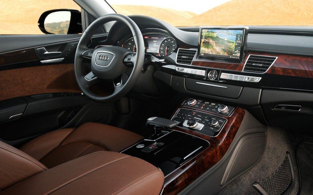 2014 Audi A8 L Security Audi A8 Audi Audi Interior