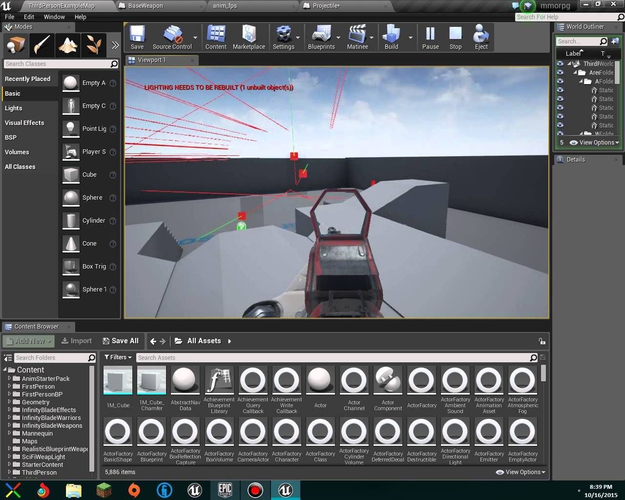 How to make a AAA FPS game in unreal engine 4 | unreal