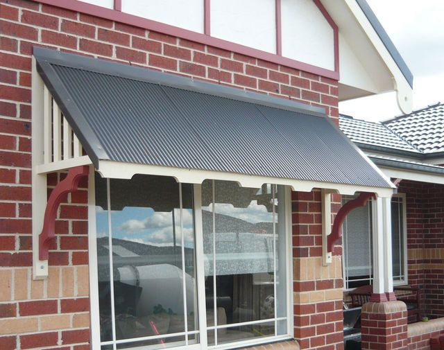 Trendy Window Awnings Home Decor Ideas Outdoor Window