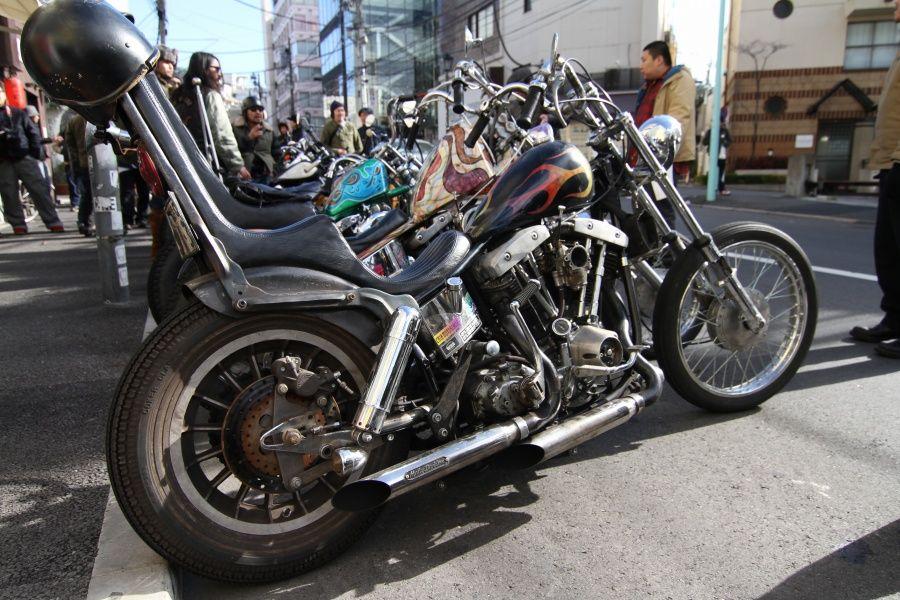 japanese swingarm shovel | bikes! | Pinterest | Choppers ...
