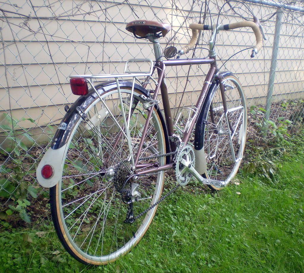 Miyata 610 | Vintage Touring Bicycles | Touring bike, Touring