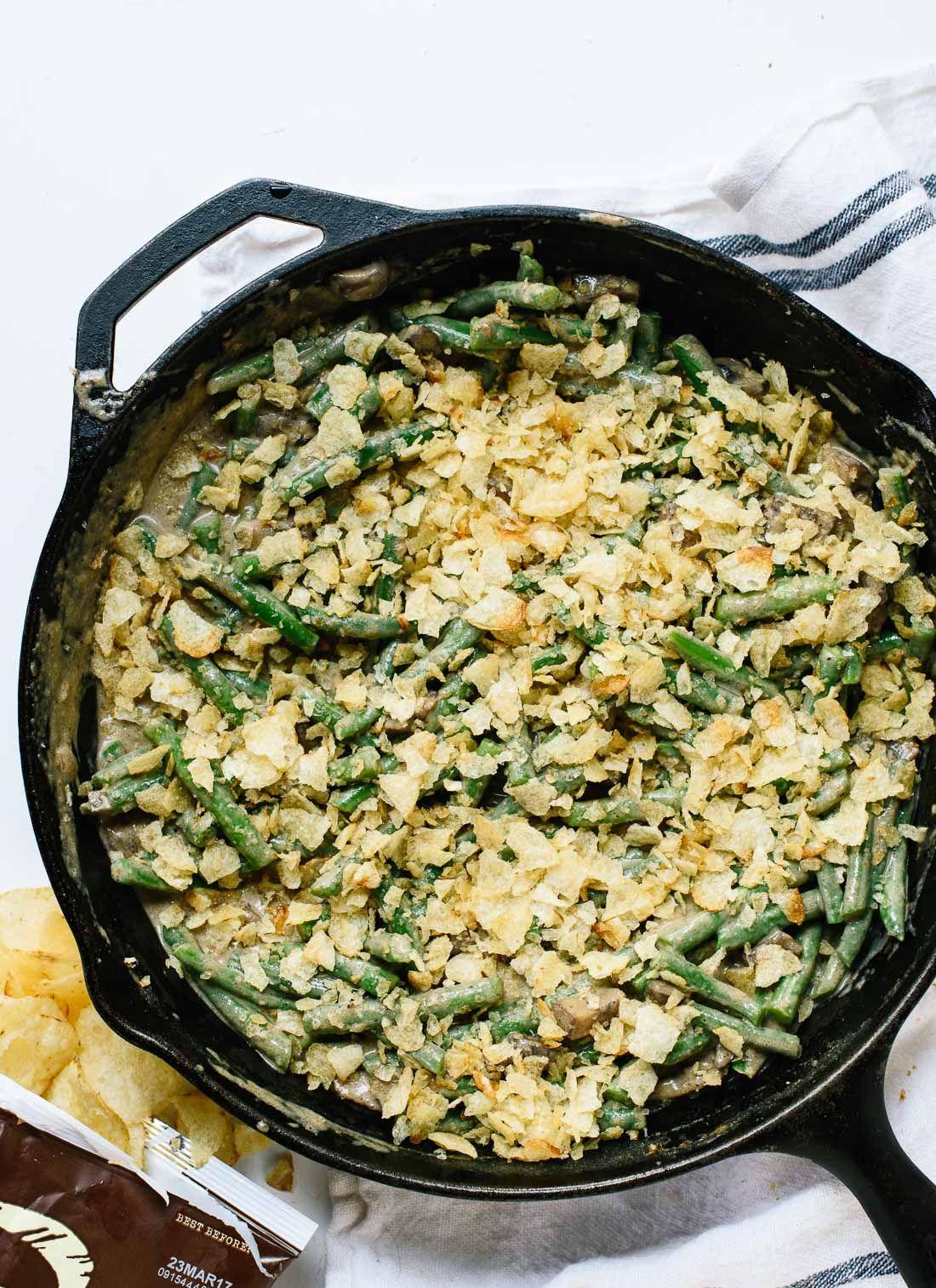 Almost Homemade Green Bean Casserole Recipe Homemade Green